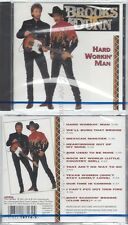 CD--NM-SEALED-BROOKS & DUNN -1993- -- HARD WORKIN' MAN
