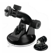 Extended Suction Cup Tripod Mount Car for Mi Xiaomi Yi Sport Camera Sj4000 wifi