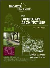 Time-Saver Standards for Landscape Architecture Int'L Edition