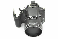 Nikon Coolpix P510 Front Cover With Flash Replacement Repair Part DH3286