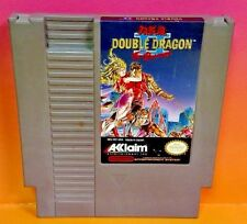 Double Dragon II: The Revenge - Nintendo NES Game Rare Tested Game !
