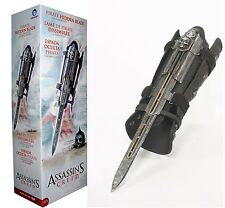 ASSASSIN'S CREED IV - FOGLIO OCCULTA Edward Kenway / HIDDEN BLADE 1:1
