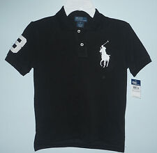 RALPH LAUREN Kinder Jungen Polo Shirt Big Pony 116 cm
