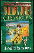 The Young Indiana Jones Chronicles #2 Hollywood Comics Graphic Novel 1992