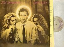 PETE TOWNSHEND (OF THE WHO) empty glass LP EX/EX- K50699 A2/B2 uk with inner