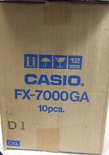 Casio FX-7000GA Graphing Scientific Computer Calculator BRAND NEW IN BOX