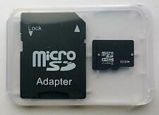 32GB micro SD TF Card Class 10 For Samsung Galaxy S3 S4 S5, Note Mini Tab Tablet