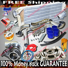 Upgrade Turbo Kits GT35 Turbo for 89-94 Nissan 240SX S13 SR20 TOP MOUNT