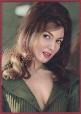 ROSANNA SCHIAFFINO 04 ATTRICE ACTRESS ACTRICE CINEMA MOVIE Cartolina NON FOTOGR.