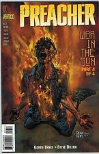 Preacher #37 1998 (C5674) DC Vertigo New AMC TV Show - War in the Sun Part 4
