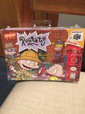 Rugrats: Scavenger Hunt (Platform: Nintendo 64) Rated E/Mfg. Sealed