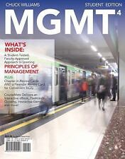 NEW - MGMT 4 (with Management CourseMate with eBook Printed Access Card)