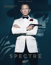 Spectre (Blu-ray Disc, 2016, Includes Digital Copy)