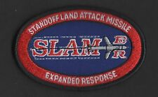 SLAMER Oval Patch Standoff Land Attack Missile Expanded Response US NAVY