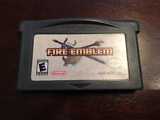 GBA Fire Emblem (Nintendo Game Boy Advance) Cart Only Very good AUTHENTIC RPG GB