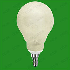 28W Dimmable Halogen Sand Effect GLS Light Bulb SES E14 Small Edison Lamp