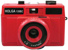 Holgaglo Red 135BC 35mm Glow in Dark Camera NEW Holga 224-135