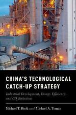 China's Technological Catch-Up Strategy: Industrial Development, Energy Efficien