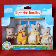 Sylvanian Families FIELD MOUSE FAMILY Flair 4178 Calico Critters