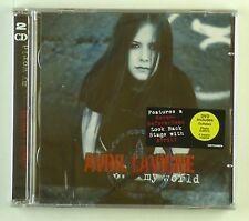 CD-Avril Lavigne-My World - #a1943 - con DVD-NUOVO