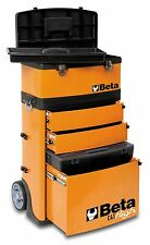 BETA C41H TWO MODULE TOOL BOX / CHEST TROLLEY CABINET Race / Track