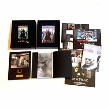 The Matrix / The Matrix Revisited Deluxe DVD special edition Box Set with Extras