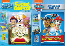 Bubble Guppies: The Puppy and the Ring (DVD, 2015, Great Guppy Gift Set)