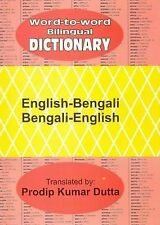 English-Bengali and Bengali-English Word-to-word Bilingual Dictionary by P....