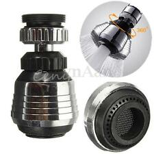 Water Saving Tap Aerator Shower Swivel Head Adapter Int/Ext Thread 360 Degree