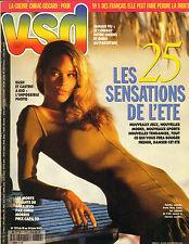 VSD N°772 ute lemper windsor diana macaulay culkin 1992