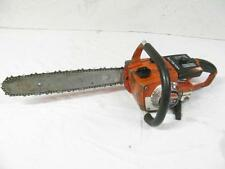 """Vintage Homelite Super E-Z Automatic Chainsaw with 16"""" Bar."""