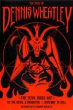 Classic Black Magic from Dennis Wheatley: The Devil Rides Out, To the Devil a Da