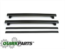 2011-2017 Jeep Grand Cherokee Roof Rack Cross Bars GENUINE OEM NEW 82212072AD