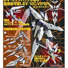 Kaiyodo REVOLTECH 132 BIG lev VIC VIPER ANUBIS ZONE OF THE ENDERS jehuty anubis