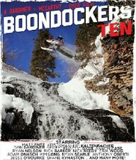 Snowmobile Video BOONDOCKERS 10 DVD Extreme Back Country Snowmobiling