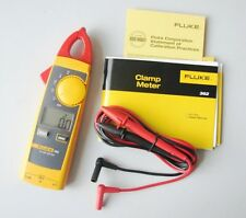 FLUKE 362 F362 Handheld Digital Multimeter Clamp Meter Tester AC/DC True-rms New
