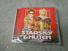 STARSKY & HUTCH-OST-CD-LEON HAYWOOD-JOHNNY CASH-FACTORY SEALED-BRAND NEW!