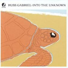 RUSS GABRIEL = into the unknown = ELECTRO FUTURE JAZZ DOWNTEMPO GROOVES !!