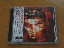 TOMMY LEE NEVER A DULL MOMENT RARE OOP JAPAN CD