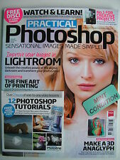 LIGHTROOM June 2013 PRACTICAL PHOTOSHOP & DVD With 12 TUTORIALS & MORE!