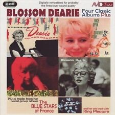Four Classic LPs by Blossom Dearie (CD, Mar-2009, Avid)
