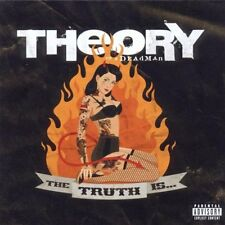THEORY OF A DEADMAN CD - THE TRUTH IS... [EXPLICIT](2011) - NEW UNOPENED