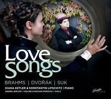 Diana Ketler, Konstantin Lifschitz - Love Songs - CD NEU