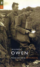 Wilfred Owen Selected Poems (Paperback, 2004) New Book
