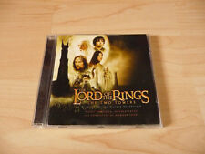 CD Soundtrack The Lord of the Rings - The Two Towers - 2002