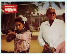 James Bond 007 FEUERBALL original Kino Aushangfoto WA 70 er Foto 5