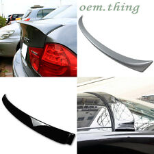 PAINTED BMW E90 A TYPE ROOF & OE TRUNK SPOILER SEDAN 2011 318d 320d 325i 323i ○