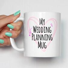 Questo è il mio matrimonio pianificazione TAZZA   matrimonio wedding piani CHIESA SPOSA regali di gallina
