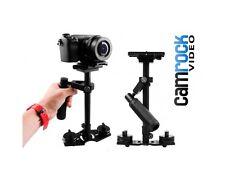 Schwebestativ Steadycam Stabilizer CAMROCK VS40C für Kameras bis 1kg +Gewichte
