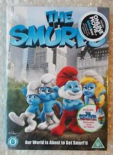 THE SMURFS ( INCLUDES A CHRISTMAS CAROL ) ~ REGION 2 DVD ~ BRAND NEW & SEALED